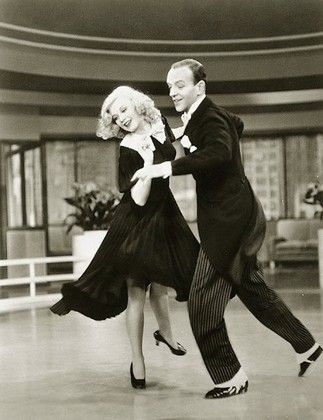 Ginger Rogers Did Everything That Fred Astaire Did She Just Did It Backward And In High Heels Ann Richards Inkandescent Women Magazine
